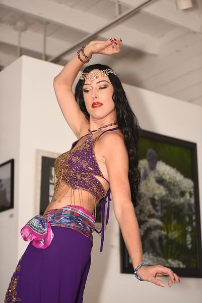 05-29 ALNB Christine to Pose. Theme - Belly Dancer