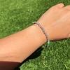 9.50ctw Round Brilliant Diamond Tennis Bracelet 8