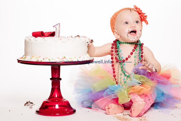 Clella: 1-year-old