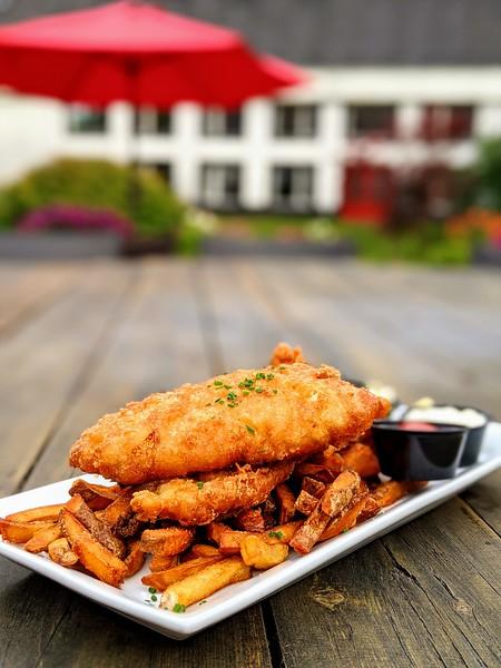 Glenora Distillery and Inn fish and chips 7.jpg