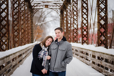 Andy + Kelly {E-session}
