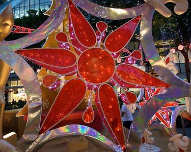 Christmas along Orchard Road, 2009