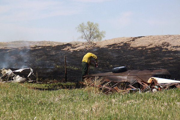 May 15th Grass Fire