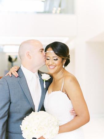 Shunte' and Michael's Wedding