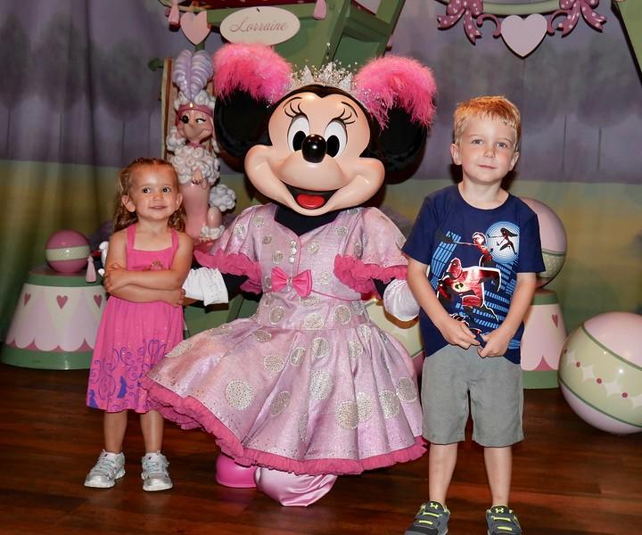 Walt Disney World, Summer 2018