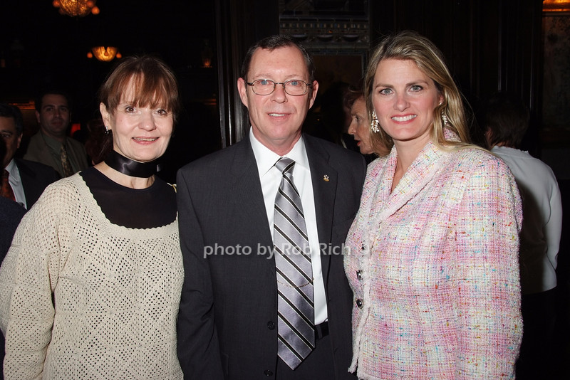 Helen Guditis, Willie Walters, Bonnie Comley
