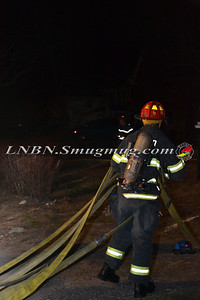 Massapequa F.D. House Fire 287 Clocks Blvd 4-8-13