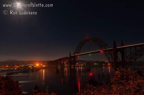 Yaquina Bay Bridge - Newport, OR