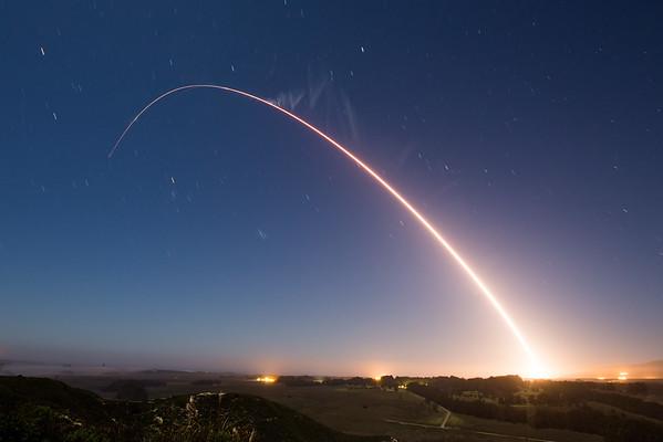 Minuteman III - LF-09 - 2/20/16