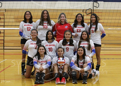 2021 JV HHS VOLLEYBALL