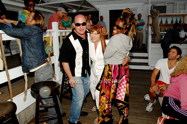Ed, Patty and Sonia