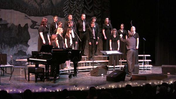 VIDEO WINTER CONCERT Chamber Choir