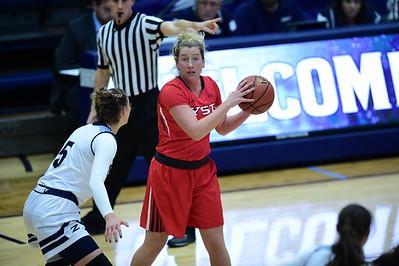 Women's Basketball at Akron - Dec. 5, 2017 (Dermer)