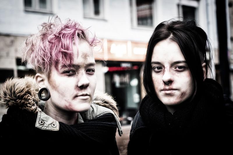 Zombiewalk 2016 Oulu