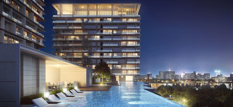 Empire City - The Cove Residence