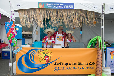 Surf's Up & the Chili is ON!