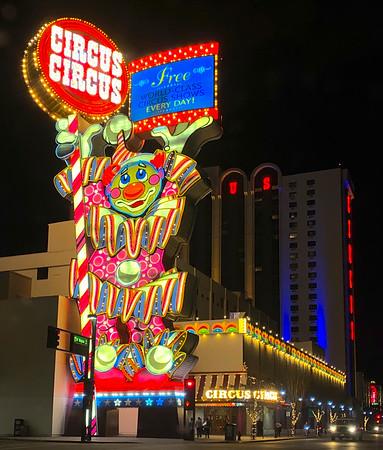 Reno at Night