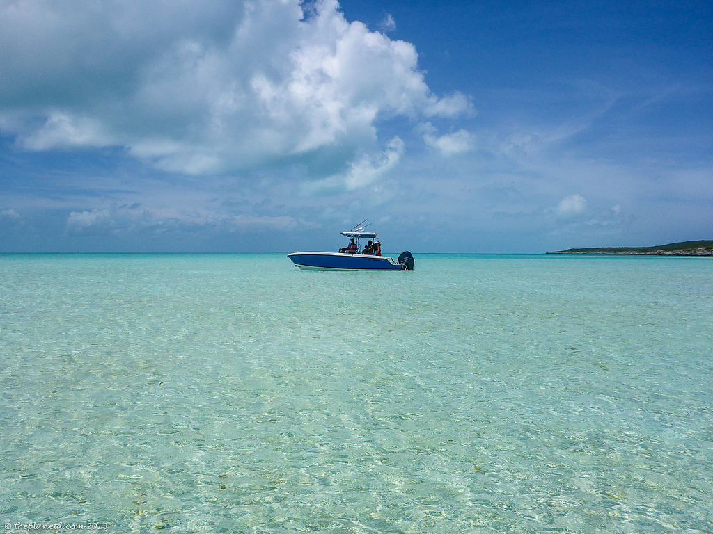 boat bahamas