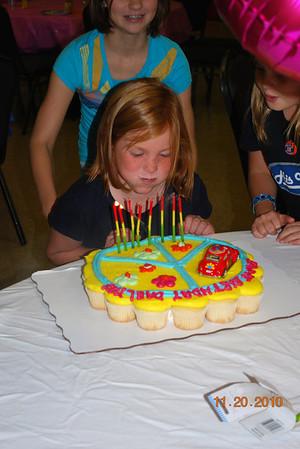 Daelynn 8th Birthday