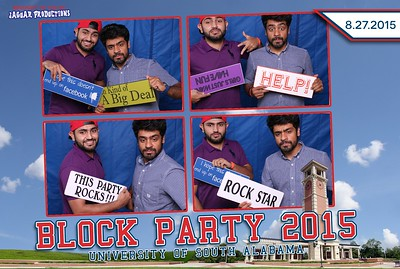 Block Party - University of South Alabama SuperPic