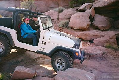 Moab Easter Jeep Safari 2004