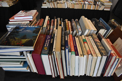 The KBOO Book and Record Sale