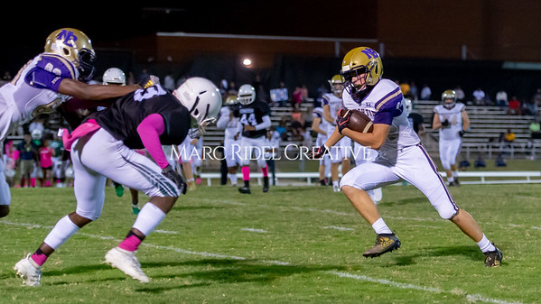 Broughton Varsity football at Southeast Raleigh. October 4, 2019. D4S_5219