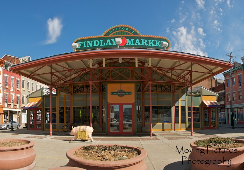 Findlay Market - west entrance
