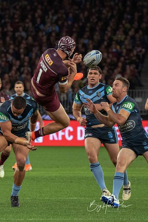 State of Origin Game 2 - 2019