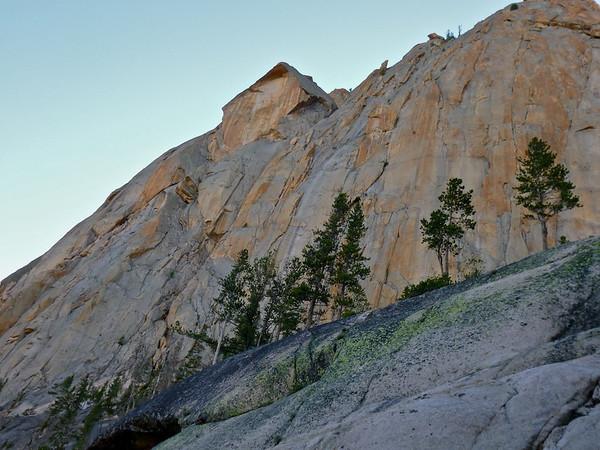 Mountaineer's Route, Elephants Perch, Utah