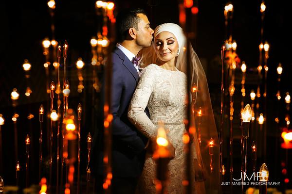 Mariam + Rizwan wedding