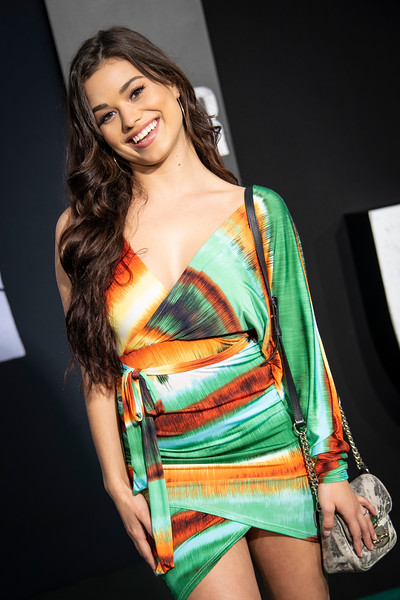 """HOLLYWOOD, CALIFORNIA - SEPTEMBER 28: Ariel Yasmine attends the premiere of Warner Bros Pictures """"Joker"""" on Saturday, September 28, 2019 in Hollywood, California. (Photo by Tom Sorensen/Moovieboy Pictures)"""