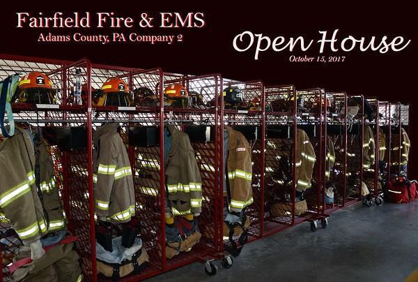 Fairfield Fire Open House October 2017