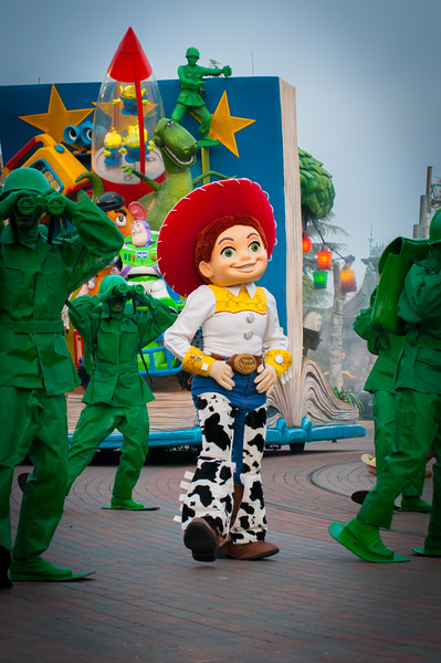 Jess from Toy Story