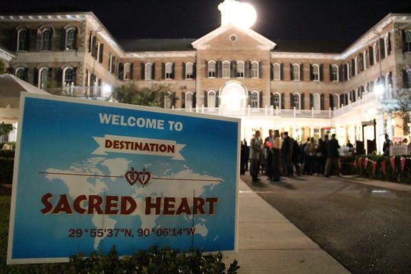 Auction Destination: Sacred Heart (11.11.16)