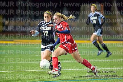 Soccer, Girls H.S. Varsity, St Anthonys Vs St Johns 11.01.10