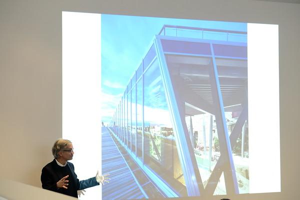 ARCHITECTURES DE RÉSONNANCE _ Conférence de Jacques Ferrier