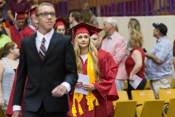 2016 ERHS Graduation