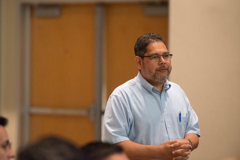 Dr. Anthony Quiroz, Professor of History at Texas A&M University-Corpus Christi