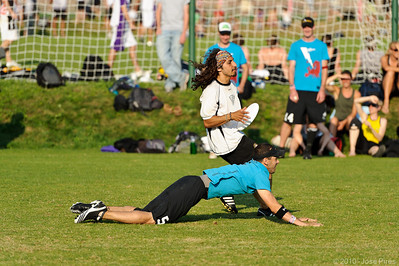Chain Lightning (USA) - Viksjöfors IF Ultimate (SWE)