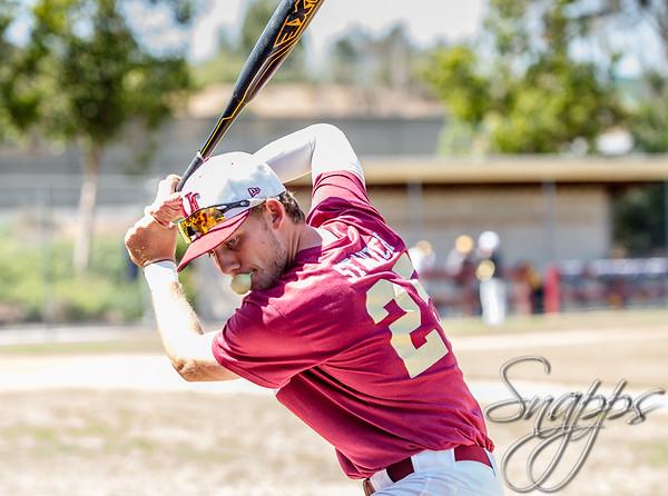MHHS Varsity Baseball -vs- El Camino 5-9