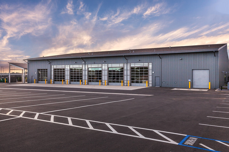 Chico Commercial Photography-Commercial-building-for-b-line-buses.jpg
