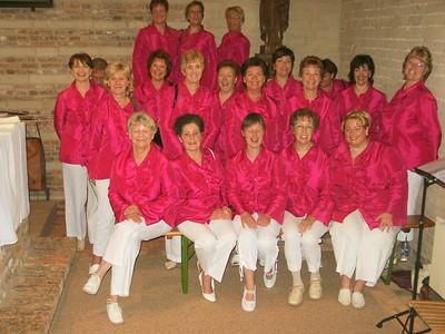 2005-0521 SCBG zingen bij huwelijk