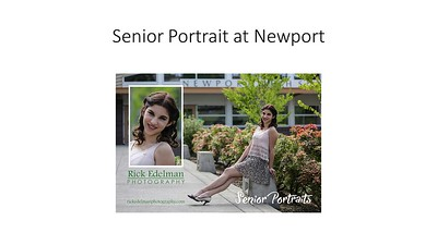 Senior Portraits & Family Photography