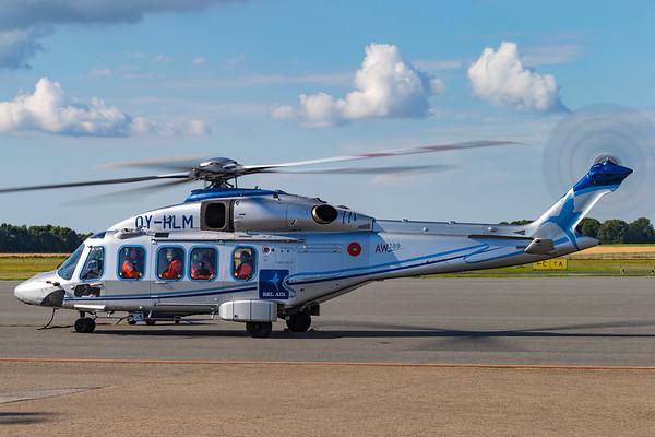 OY-HLM - Agusta Westland AW189