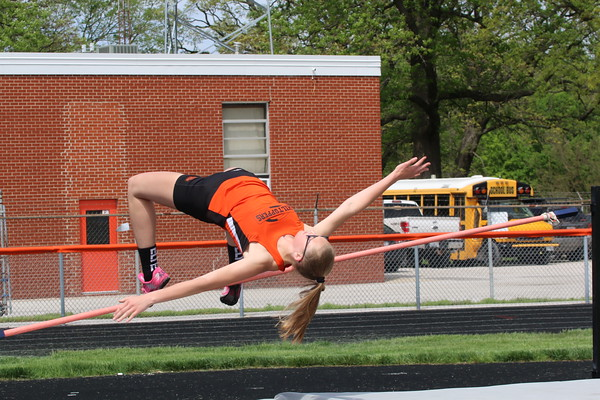 May 6, 2019 - South Central Conference Track Meet