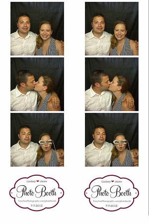 Lindsey & Jaime 2012