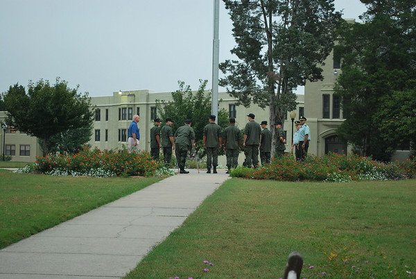 Cadets gather at SYATP