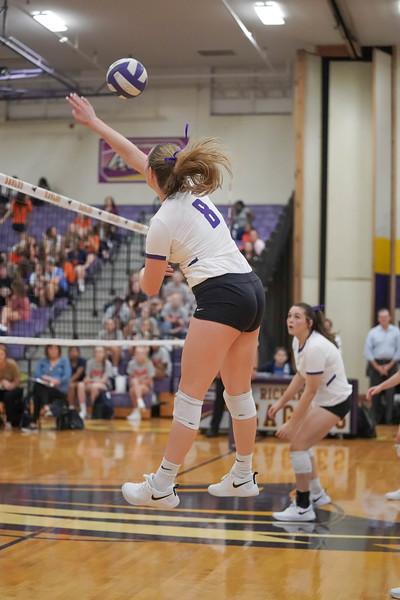 Richardson High School Volleyball