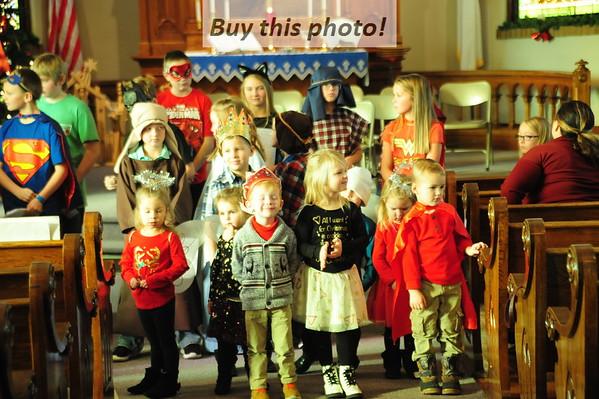 Big Grove Lutheran Christmas 12-09